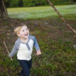 The Simplicity of a Child and the Stress of a Parent