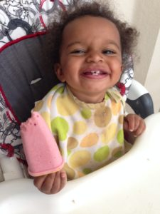 clean eating baby