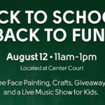 Back to School! Back to Fun!  This Saturday at the Palm Beach Outlets