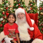 Santa at the Palm Beach Outlets!