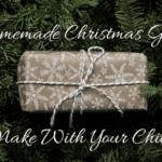 Get Crafty and Teach Generosity