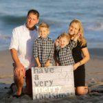 Last Minute Family Christmas Card Photos