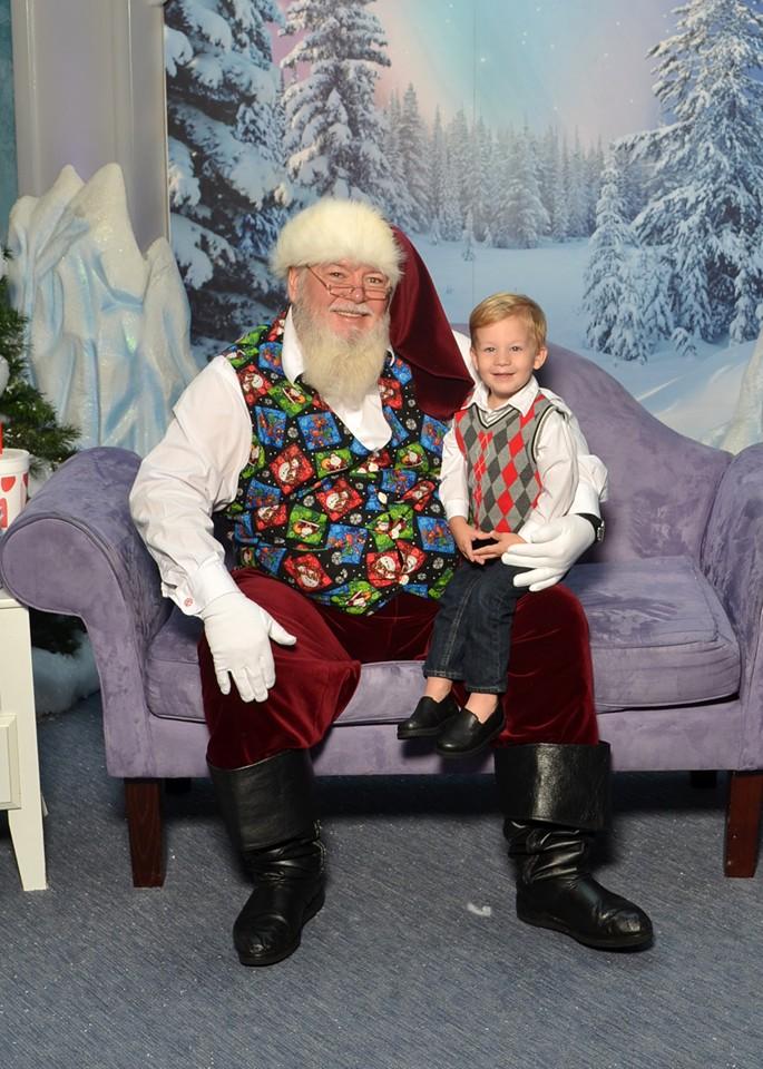 jackson and santa 2