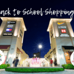 Back to School Shopping at Palm Beach Outlets