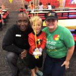 Birthday Party Success!  Thanks to Peter Piper Pizza!