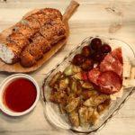 Pan Fried Artichoke Hearts