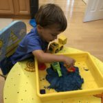 Four Fun Sensory Activities for a Rainy Day