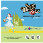Family Fun Event with Brightline at The Wizard of Oz Educational Exhibit