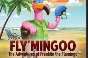 Franklin the Flamingo cover