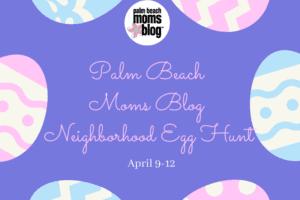 Palm Beach Moms Blog Easter Egg Hunt