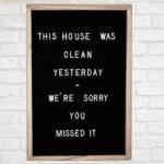 Spring Cleaning! (Kids' Stuff Version)