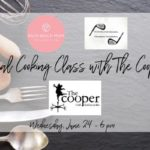 Virtual Cooking Class with The Cooper