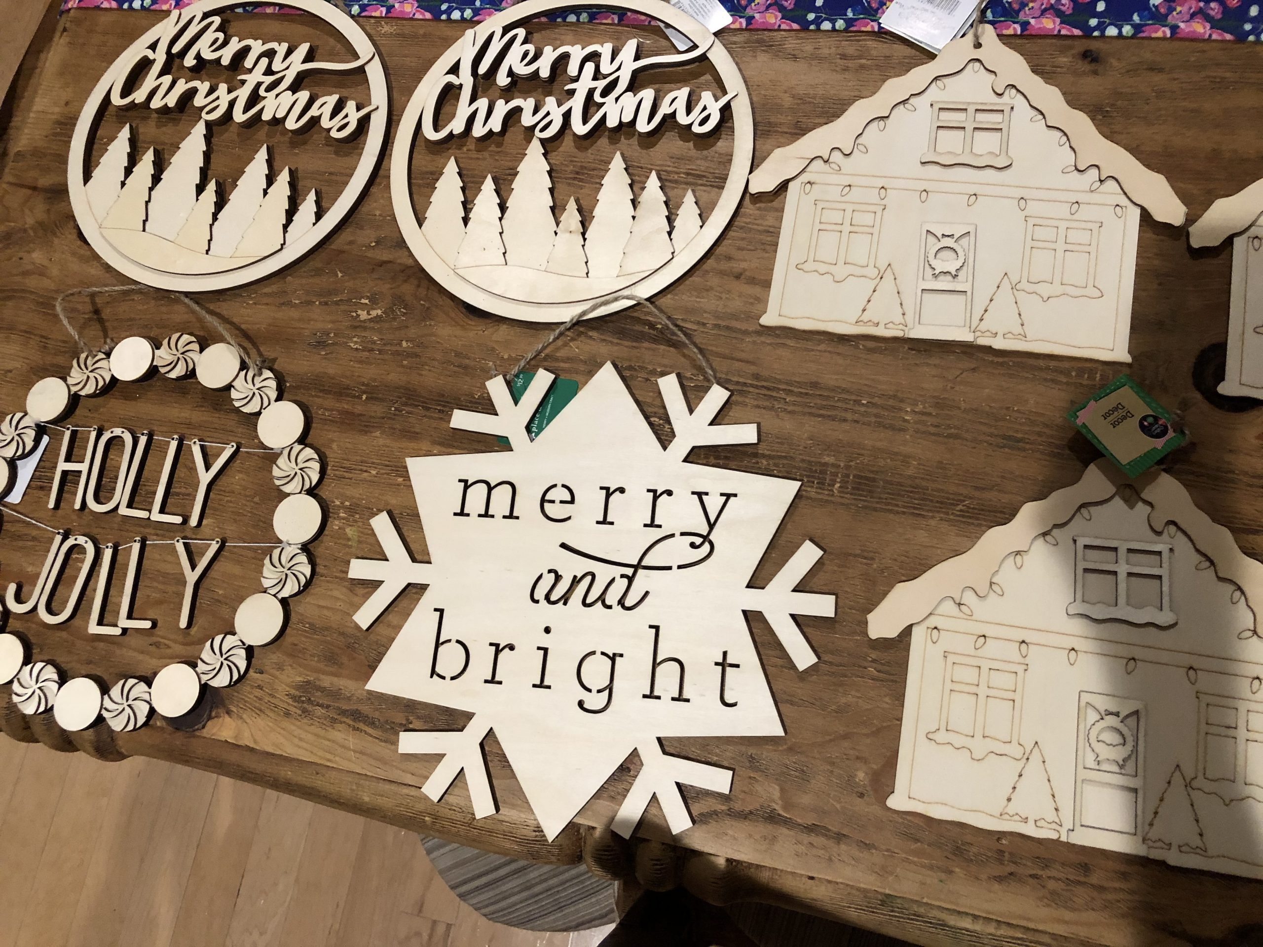 Wreath Signs 2